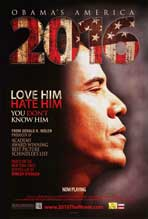 2016: Obama's America - DS 1 Sheet Movie Poster - Style A