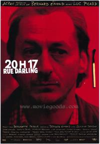 20h17 rue Darling - 11 x 17 Movie Poster - Style A