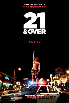 21 and Over - 11 x 17 Movie Poster - Style A
