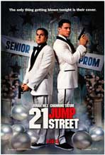 21 Jump Street - DS 1 Sheet Movie Poster - Style A