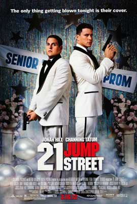 21 Jump Street - 11 x 17 Movie Poster - Style A