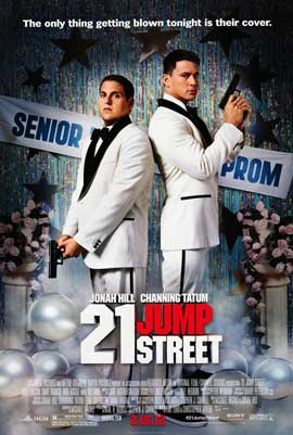 21 Jump Street - 43 x 62 Movie Poster - Bus Shelter Style A