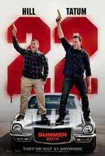22 Jump Street - 11 x 17 Movie Poster - Style B