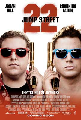 22 Jump Street Movie Posters From Movie Poster Shop