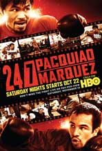 24/7 Pacquiao/Marquez (TV) - 11 x 17 TV Poster - Style A