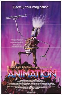 24th International Tournee of Animation (1993 - 27 x 40 Movie Poster - Style A