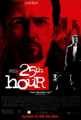 25th Hour - 27 x 40 Movie Poster - Style B