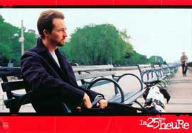 25th Hour - 11 x 14 Poster French Style E