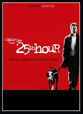 25th Hour - 11 x 17 Movie Poster - Style D