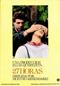 27 Hours - 11 x 17 Movie Poster - Spanish Style A