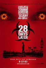 28 Days Later - 27 x 40 Movie Poster - Style B