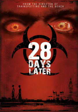 28 Days Later - 27 x 40 Movie Poster - Style C