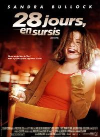 28 Days - 43 x 62 Movie Poster - French Style A