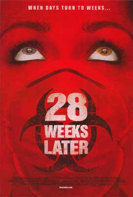 28 Weeks Later - 27 x 40 Movie Poster - Style A