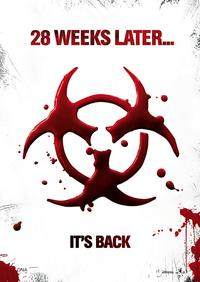 28 Weeks Later - 27 x 40 Movie Poster - Style C