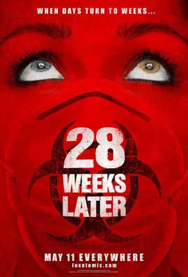 28 Weeks Later - 27 x 40 Movie Poster - Style F