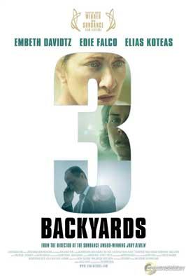 3 Backyards - 11 x 17 Movie Poster - Style A