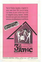 3 in the Attic - 27 x 40 Movie Poster - Style A