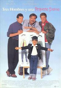 3 Men and a Little Lady - 27 x 40 Movie Poster - Style B