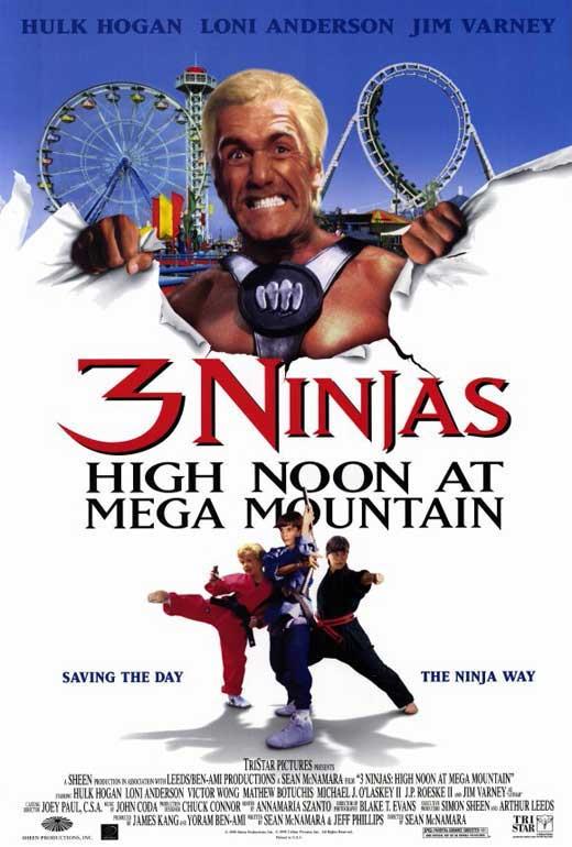 3 Ninjas: High Noon at Mega Mountain movie