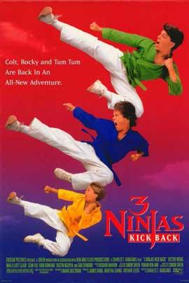 3 Ninjas Kick Back - 11 x 17 Movie Poster - Style A