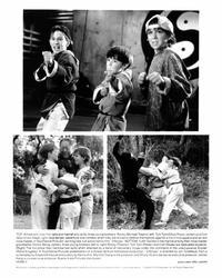 3 Ninjas - 8 x 10 B&W Photo #1