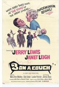 3 On a Couch - 11 x 17 Movie Poster - Style A