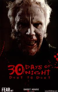 30 Days of Night: Dust to Dust - 27 x 40 TV Poster - Style A