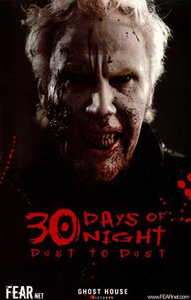 30 Days of Night: Dust to Dust - 11 x 17 TV Poster - Style A