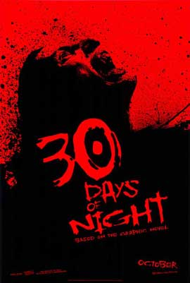 30 Days of Night - 11 x 17 Movie Poster - Style A