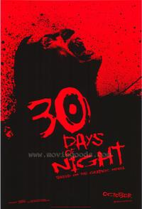 30 Days of Night - 27 x 40 Movie Poster - Style A