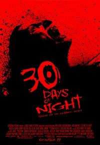 30 Days of Night - 43 x 62 Movie Poster - Bus Shelter Style B