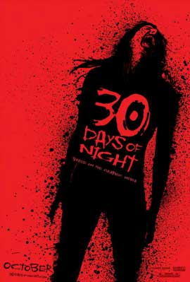30 Days of Night - 11 x 17 Movie Poster - Style C