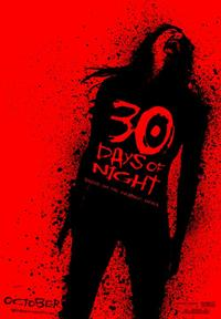 30 Days of Night - 43 x 62 Movie Poster - Bus Shelter Style C