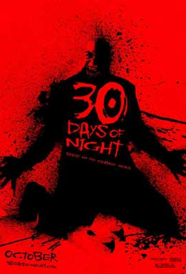 30 Days of Night - 11 x 17 Movie Poster - Style D