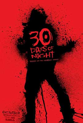 30 Days of Night - 11 x 17 Movie Poster - Style E