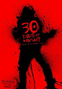 30 Days of Night - 43 x 62 Movie Poster - Bus Shelter Style E