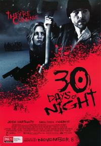 30 Days of Night - 43 x 62 Movie Poster - Bus Shelter Style F