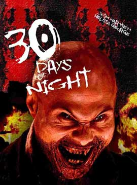 30 Days of Night - 11 x 17 Movie Poster - Style K