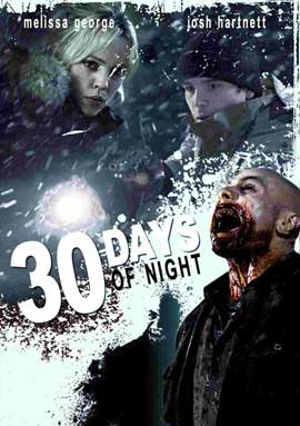 30 Days of Night - 11 x 17 Movie Poster - Style L