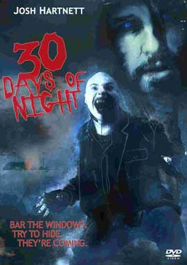30 Days of Night - 11 x 17 Movie Poster - Style N