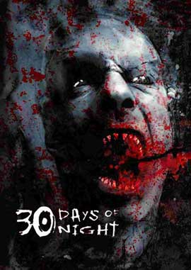 30 Days of Night - 11 x 17 Movie Poster - Style O