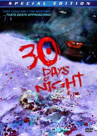 30 Days of Night - 11 x 17 Movie Poster - Style P
