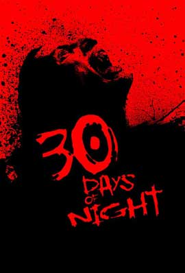 30 Days of Night - 11 x 17 Movie Poster - Style G