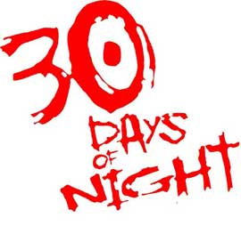 30 Days of Night - 11 x 14 Movie Poster - Style A