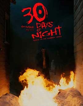 30 Days of Night - 11 x 14 Movie Poster - Style B