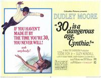 30 Is a Dangerous Age, Cynthia - 11 x 14 Movie Poster - Style A