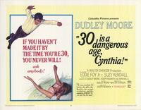 30 Is a Dangerous Age, Cynthia - 22 x 28 Movie Poster - Half Sheet Style A