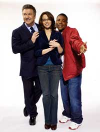 30 Rock - 8 x 10 Color Photo #010