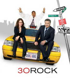 30 Rock - 11 x 14 TV Poster - Style C